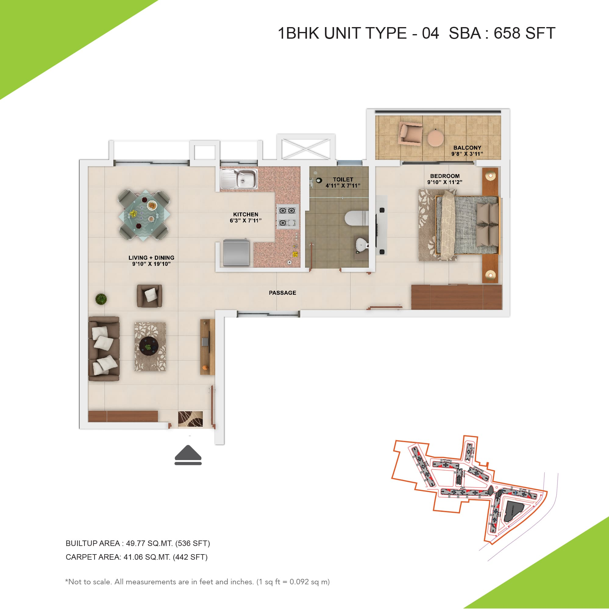 1 Bhk Apartments in Devanahalli Bangalore