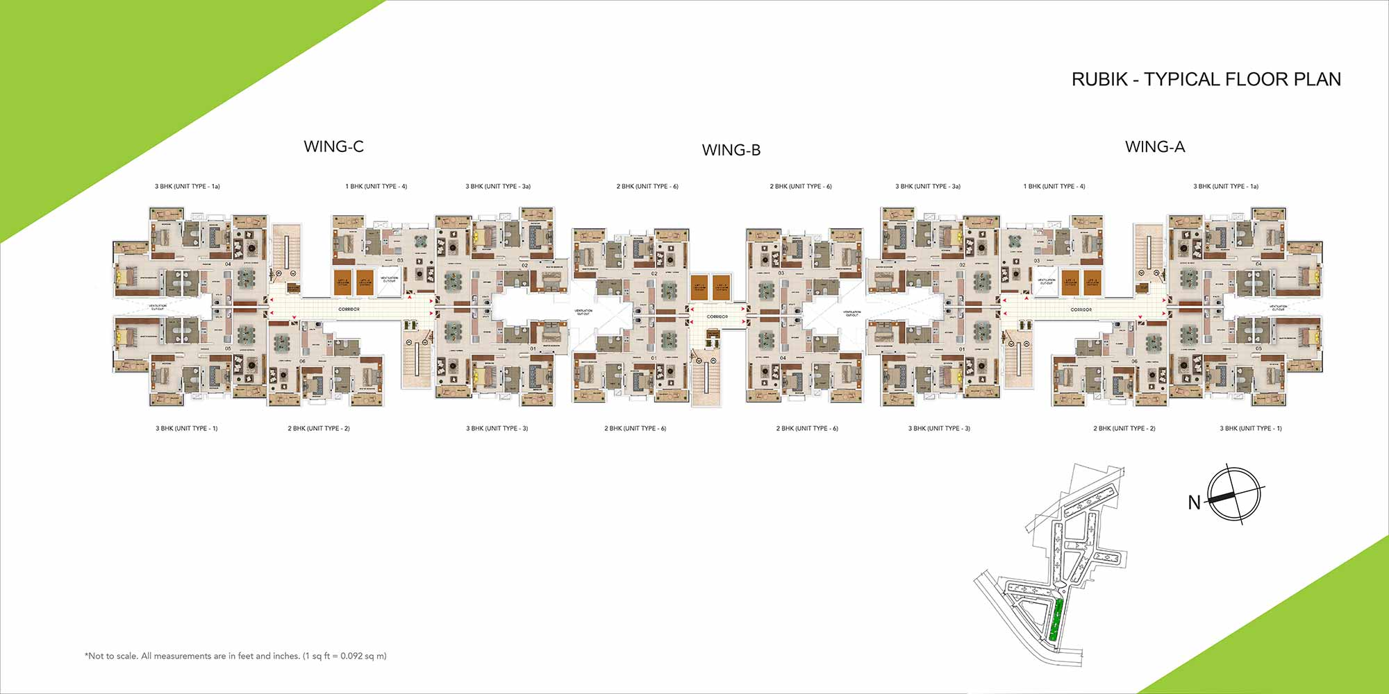 1 Bhk, 2 Bhk and 3 Bhk Flats in Devanahalli Bangalore