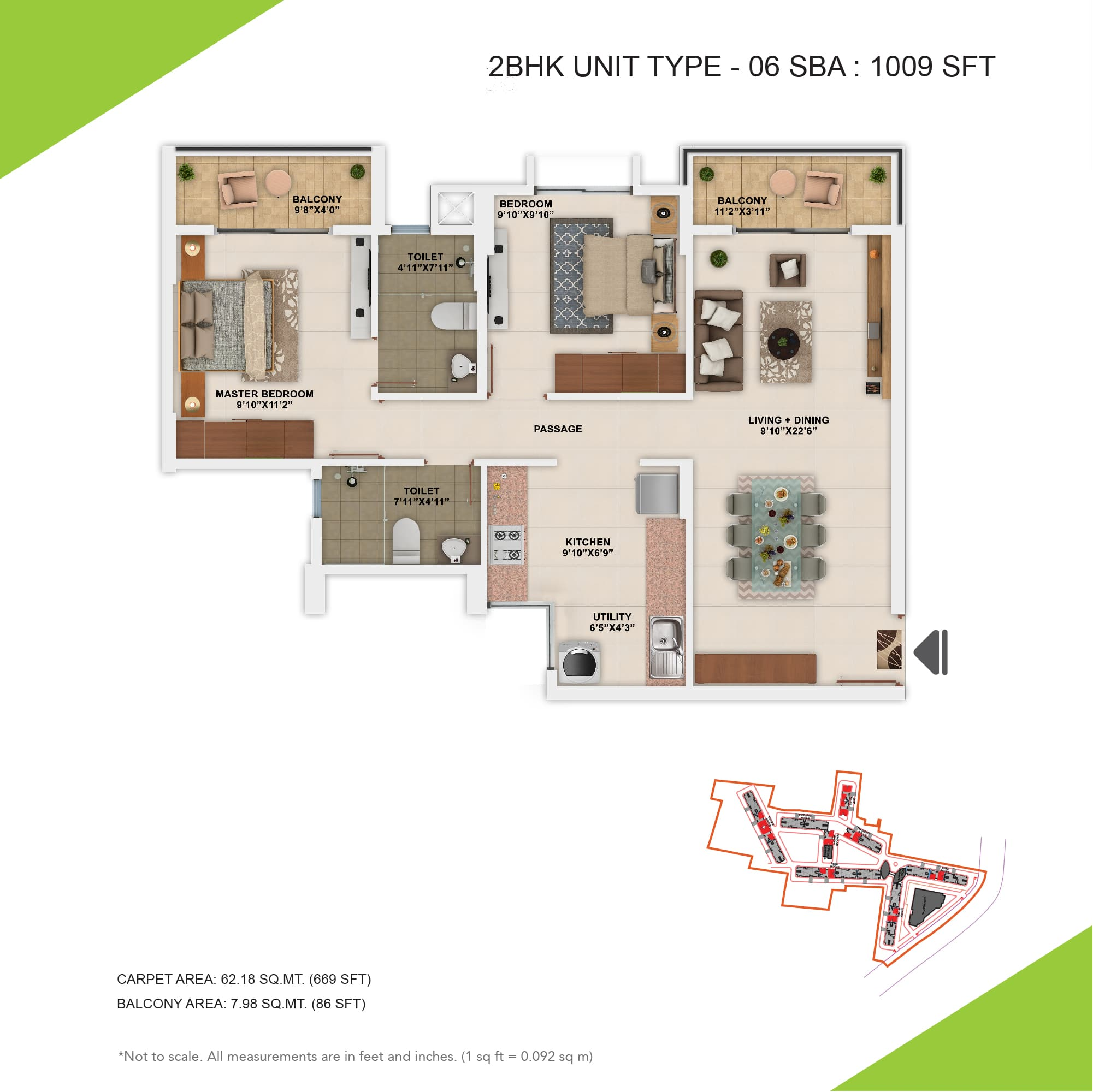 2 Bhk Apartments in Devanahalli Bangalore