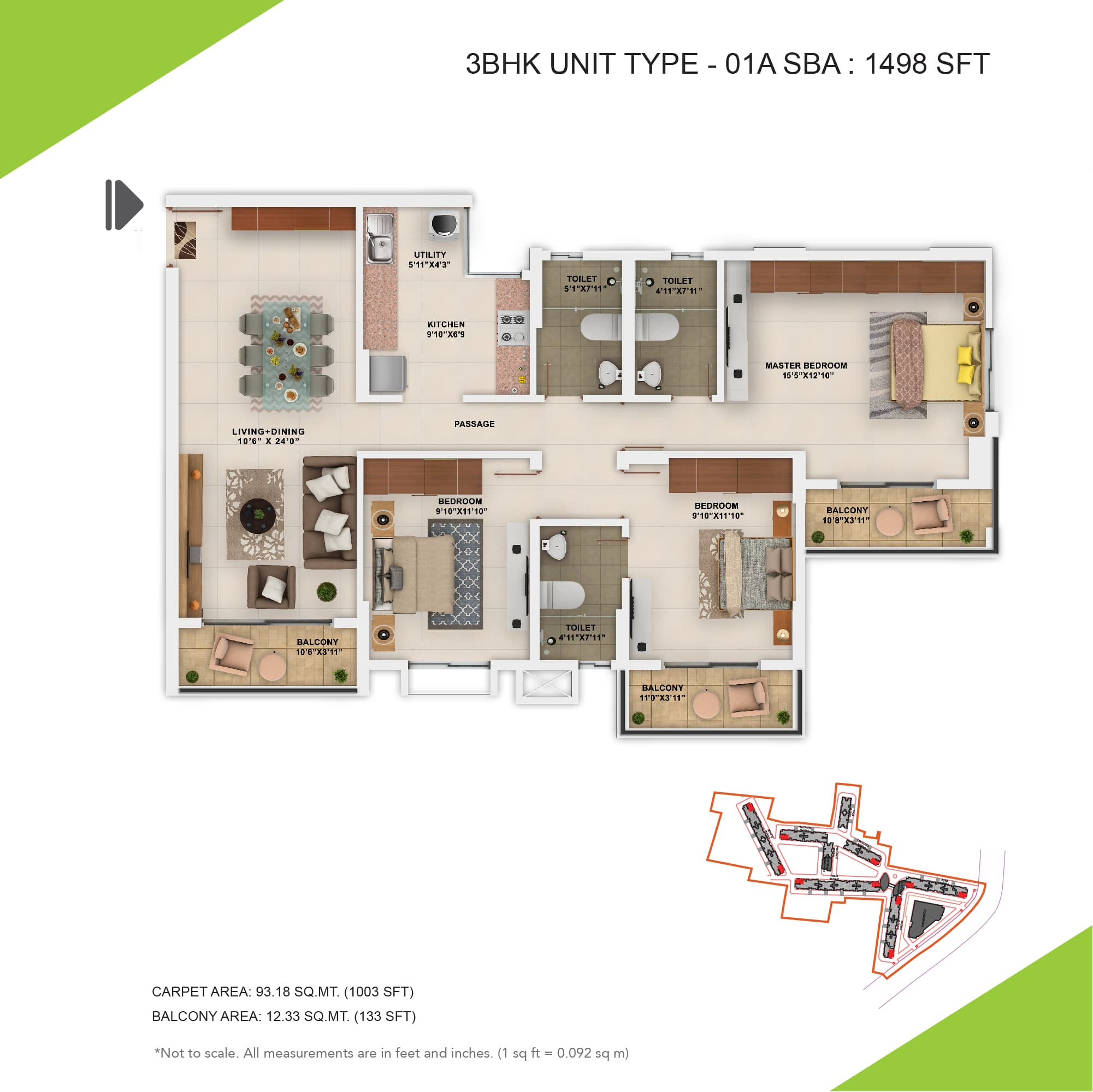 3 Bhk Apartments in Devanahalli Bangalore